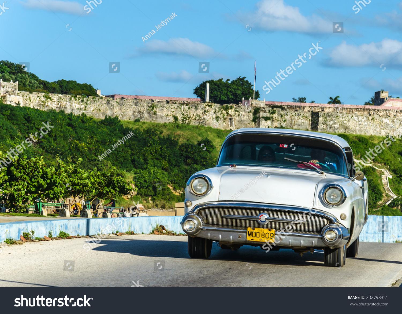 HAVANA CUBA DECEMBER 2 2013 Old Stock Photo (Safe to Use) 202798351 ...