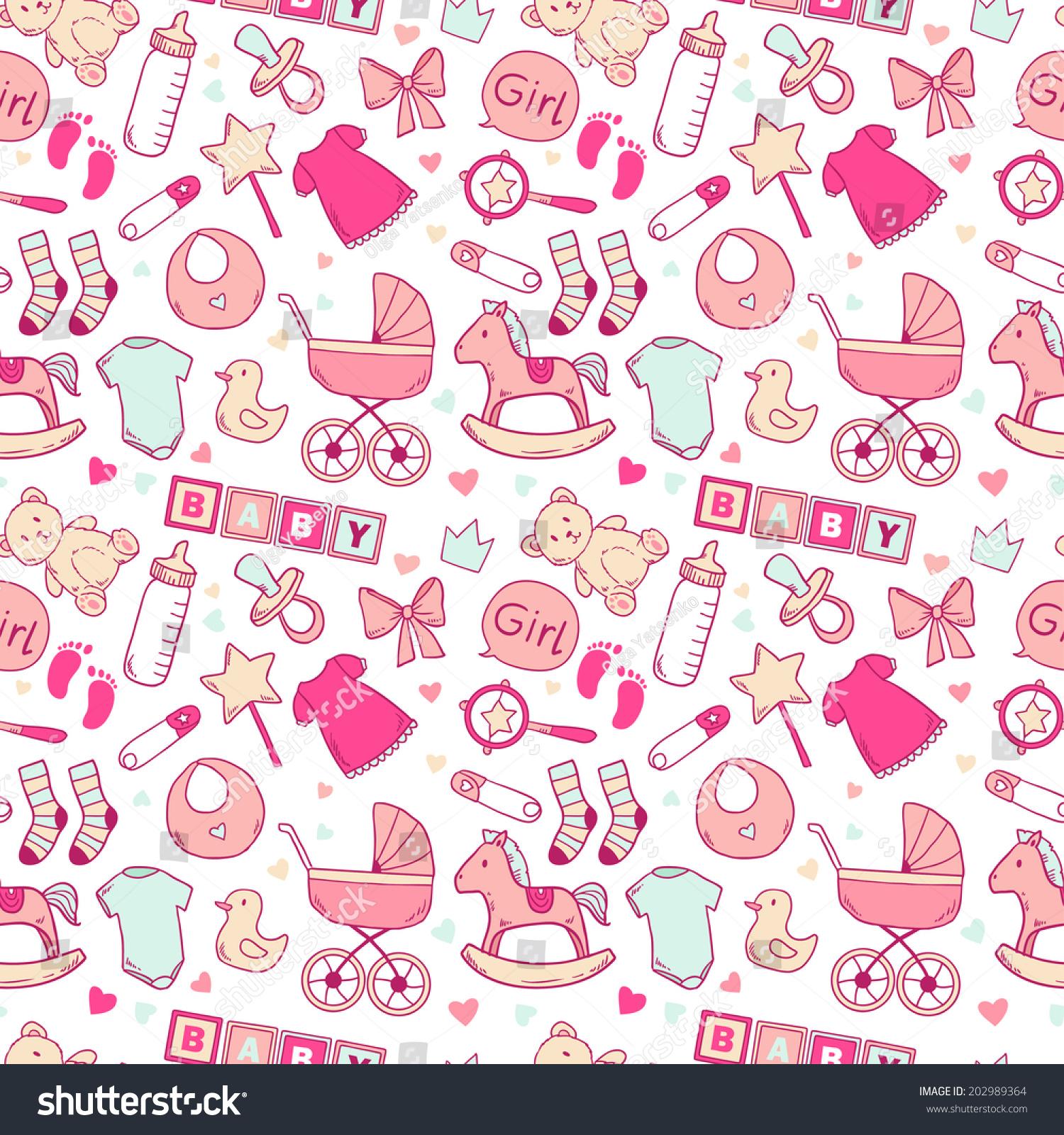 Baby Pattern Interesting Inspiration Design