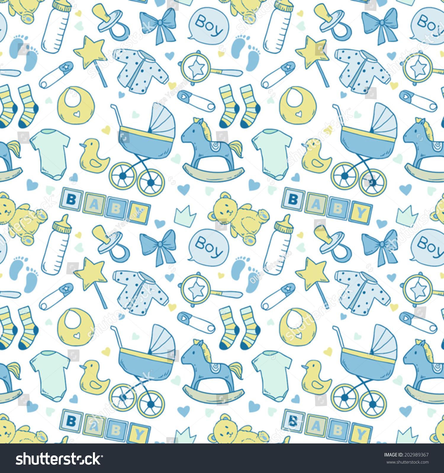 Baby Pattern Interesting Design Inspiration
