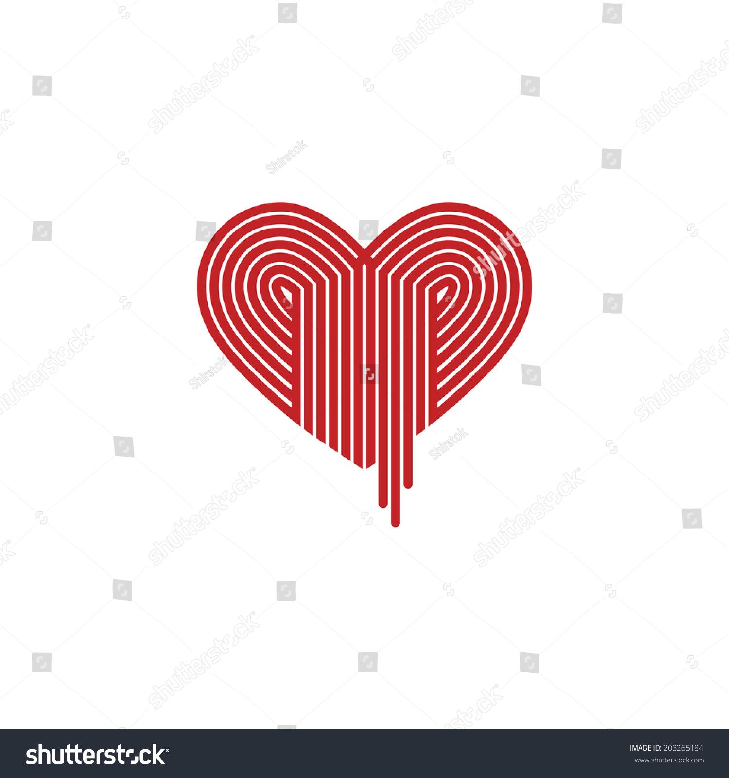 Vector illustration bleeding heart stock vector 203265184 vector illustration of bleeding heart buycottarizona