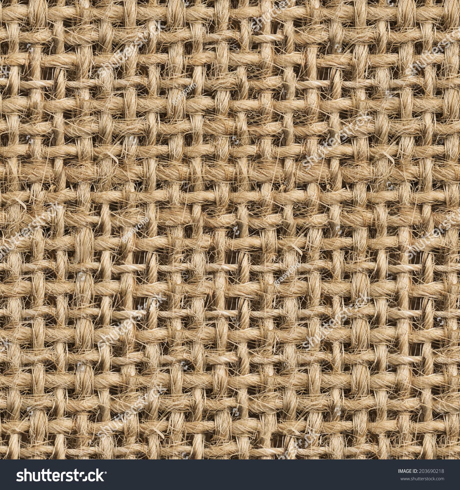 Dachziegel textur seamless  Seamless Tileable Fabric Jute Texture Pattern Stockillustration ...