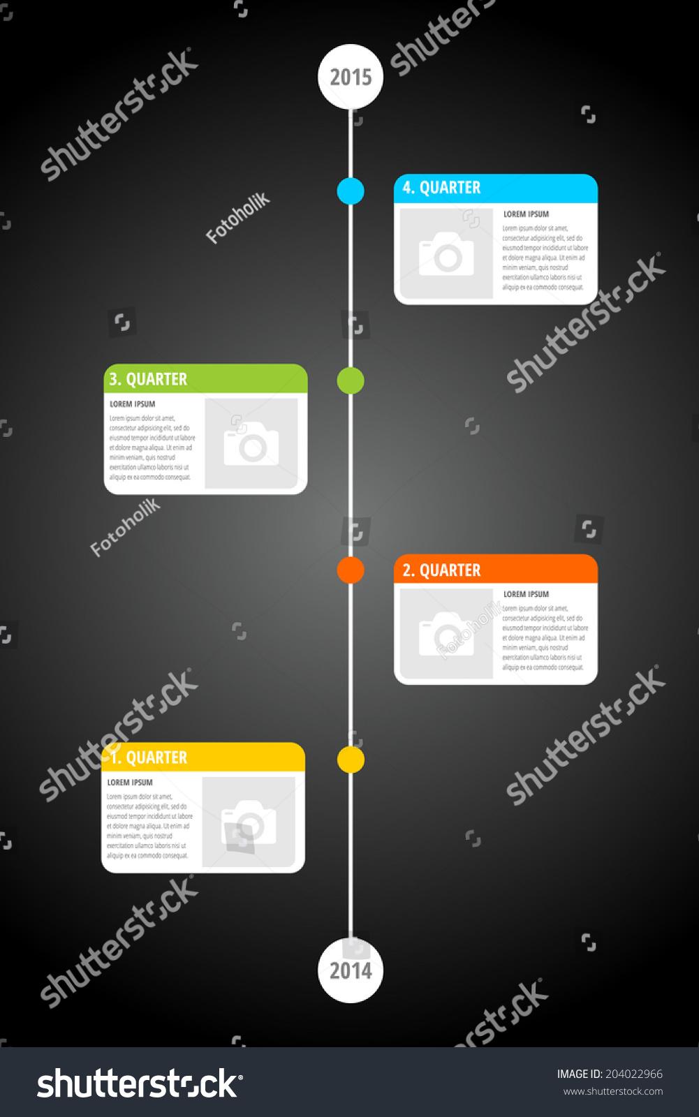 quarterly timeline - Ideal.vistalist.co