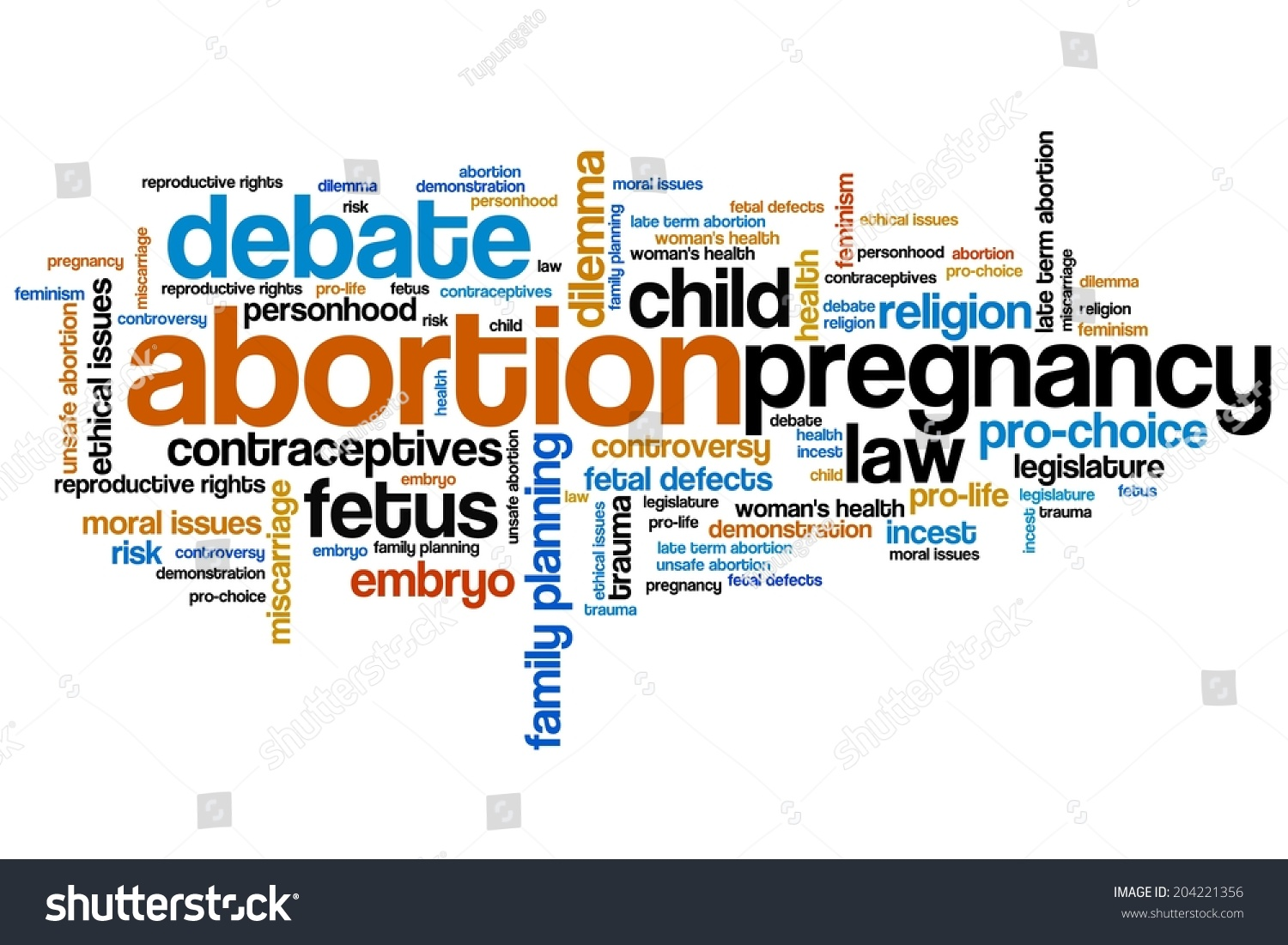 a debate about the issue of abortion Hillary clinton's debate answer on abortion is why we clinton has a way of making this issue sound as urgent when men discuss abortion.