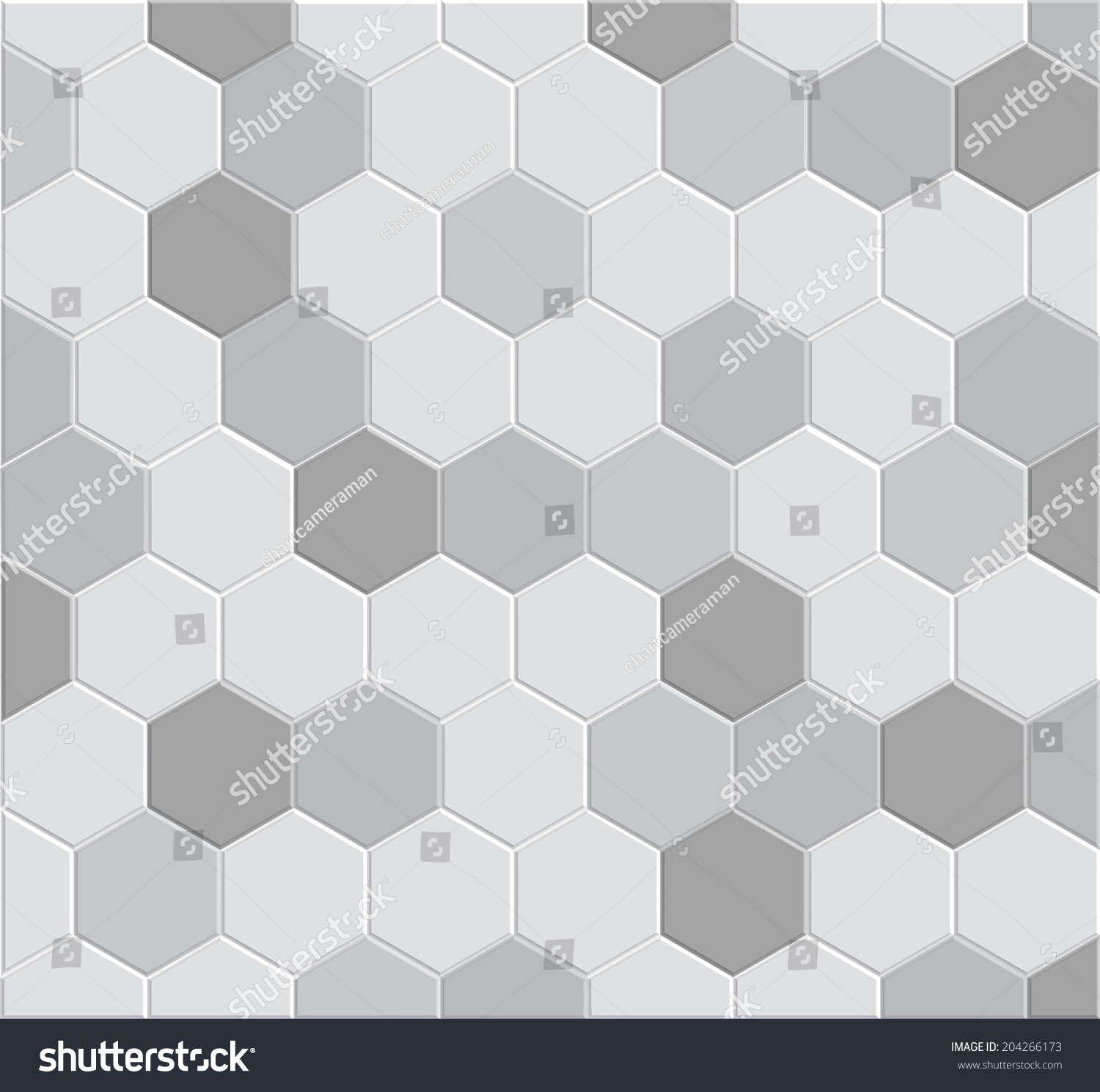 3d hexagon tile brick pattern decoration stock vector 204266173 3d hexagon tile brick pattern for decoration and design tile floor pathway clay brick stone dailygadgetfo Gallery