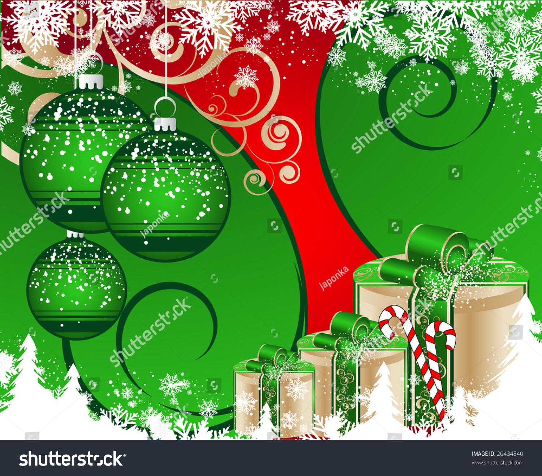 Christmas theme vector illustration for design for Christmas theme design