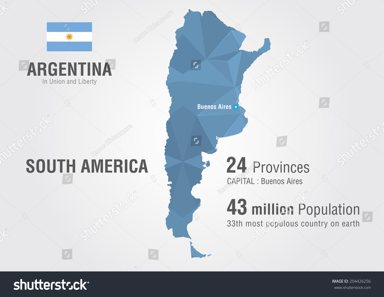 Argentina world map pattern pixel diamond stock vector 204426256 argentina world map pattern pixel diamond stock vector 204426256 shutterstock gumiabroncs Images