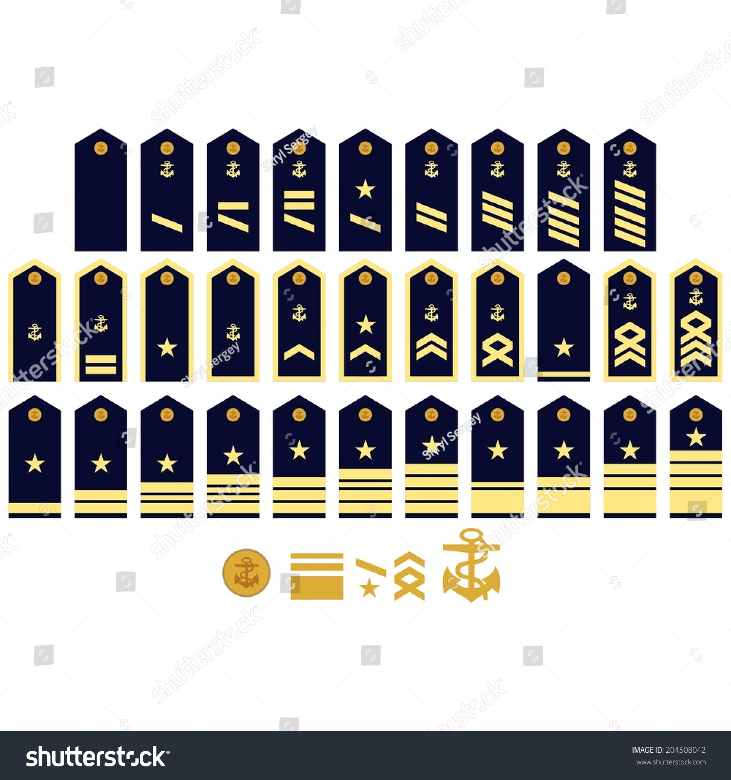 Showing post & media for Military ranks and symbols | www ...