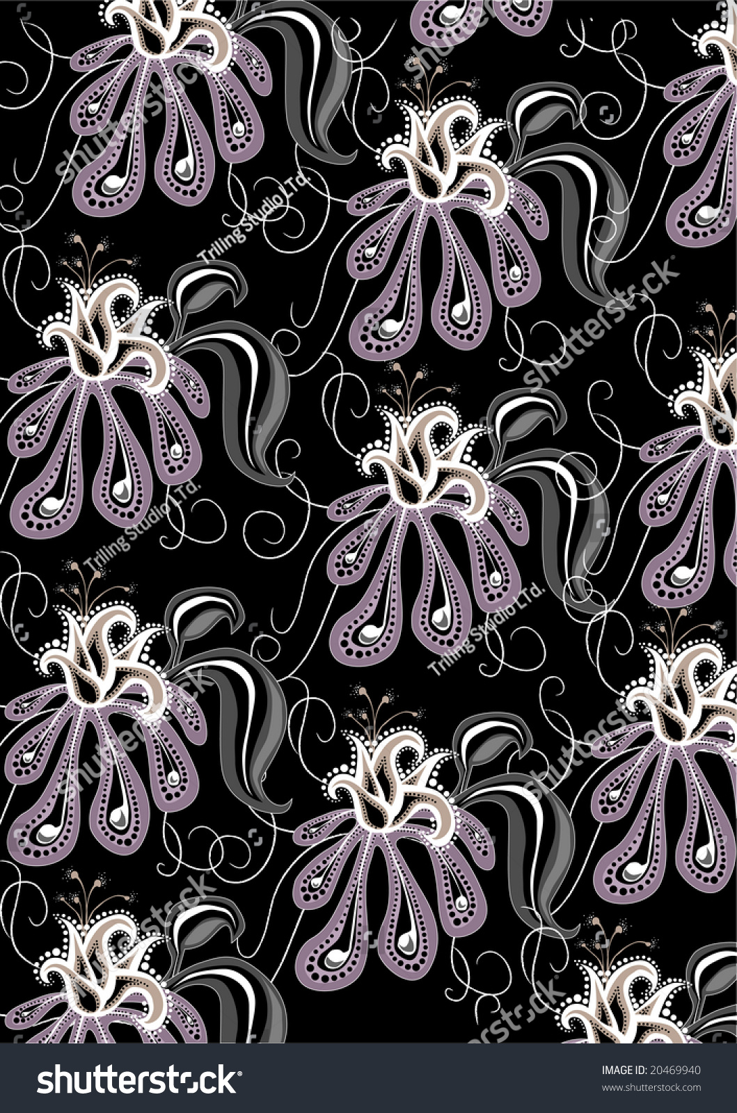 abstract funky pattern wallpaper - photo #25