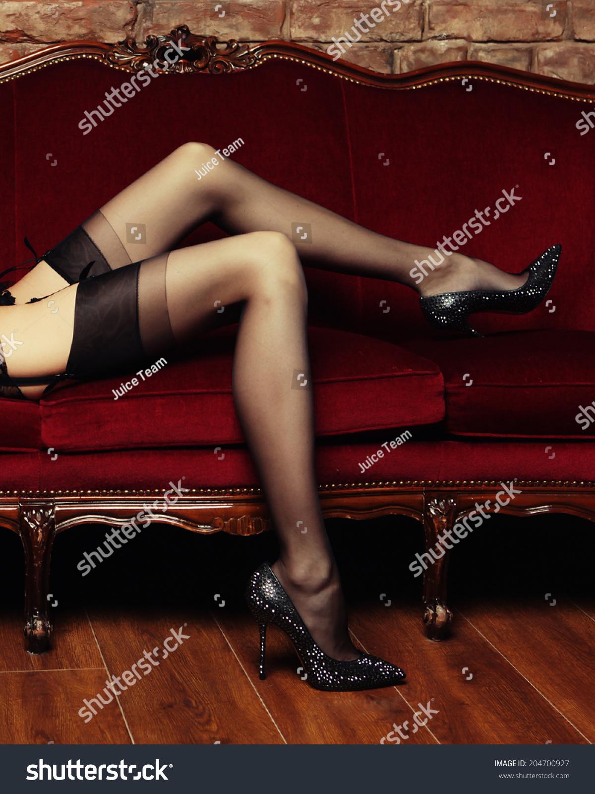 Handjob massage beautiful nude women in stockings lingerie pic galleries