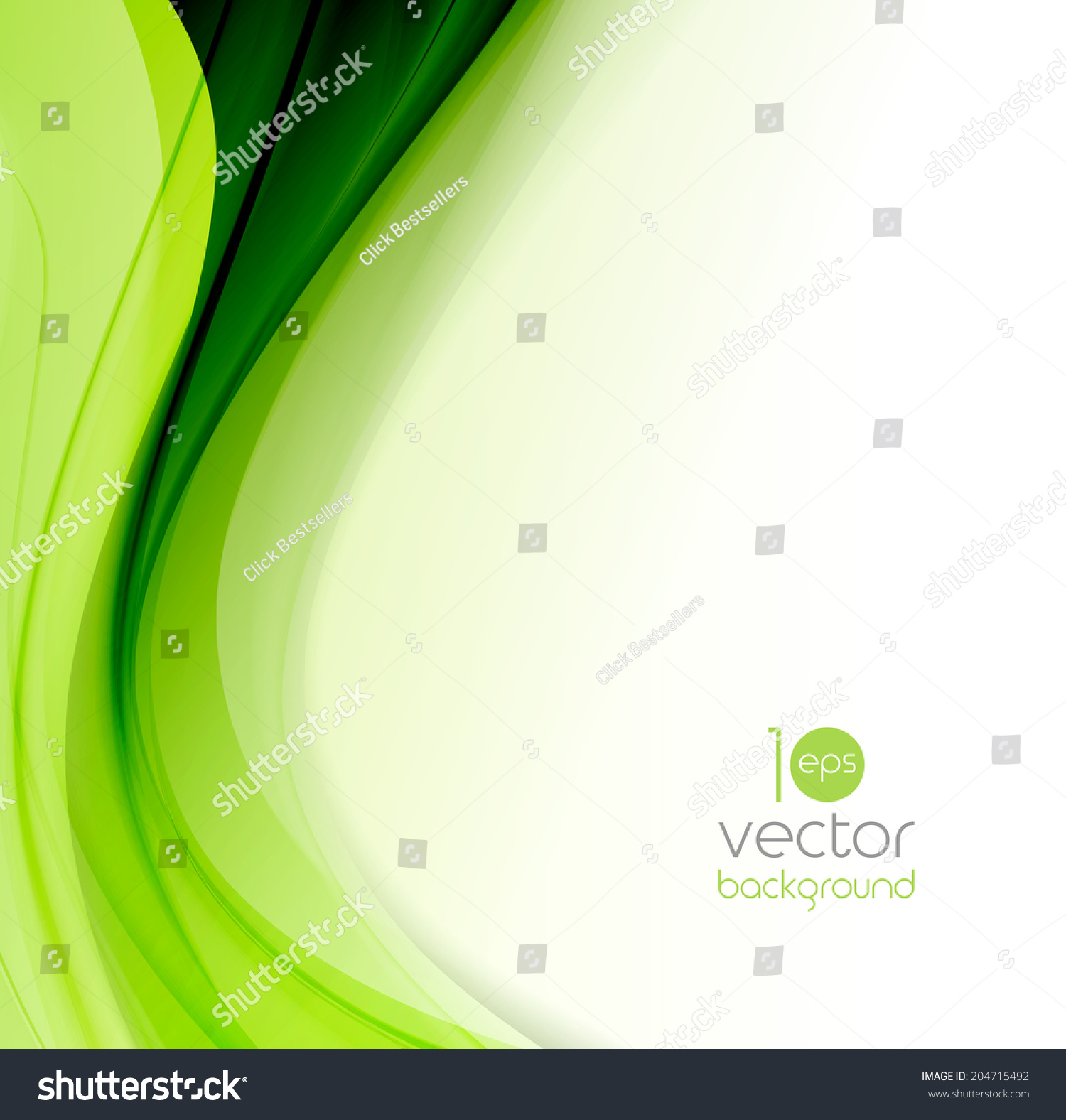 Abstract Colorful Template Vector Background Brochure Stock Vector ...