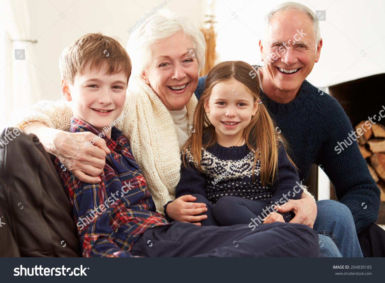 Реальное бабушка и внук 15 фотография
