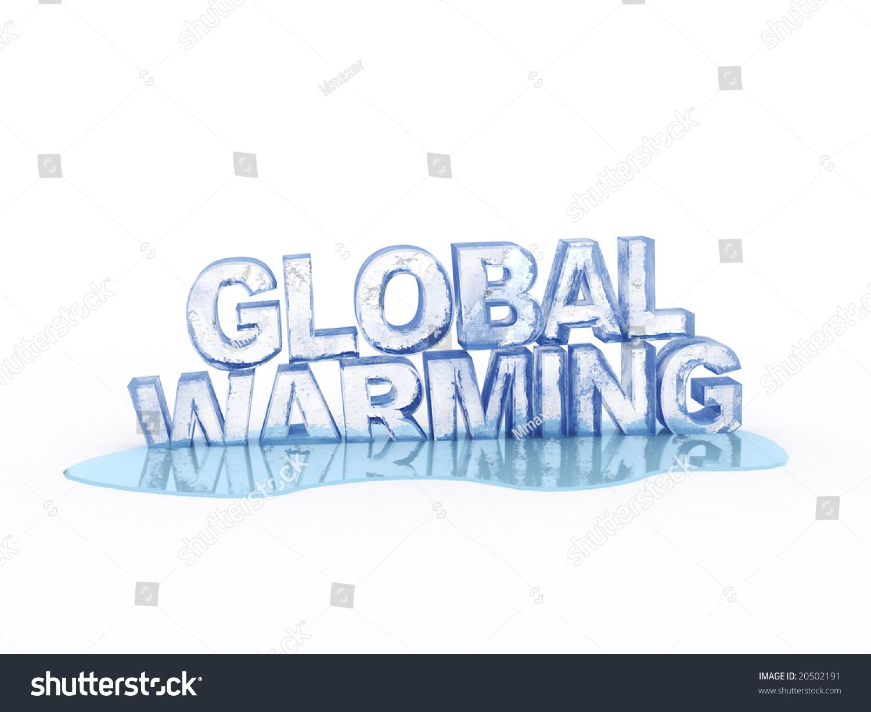 Abstract global warming