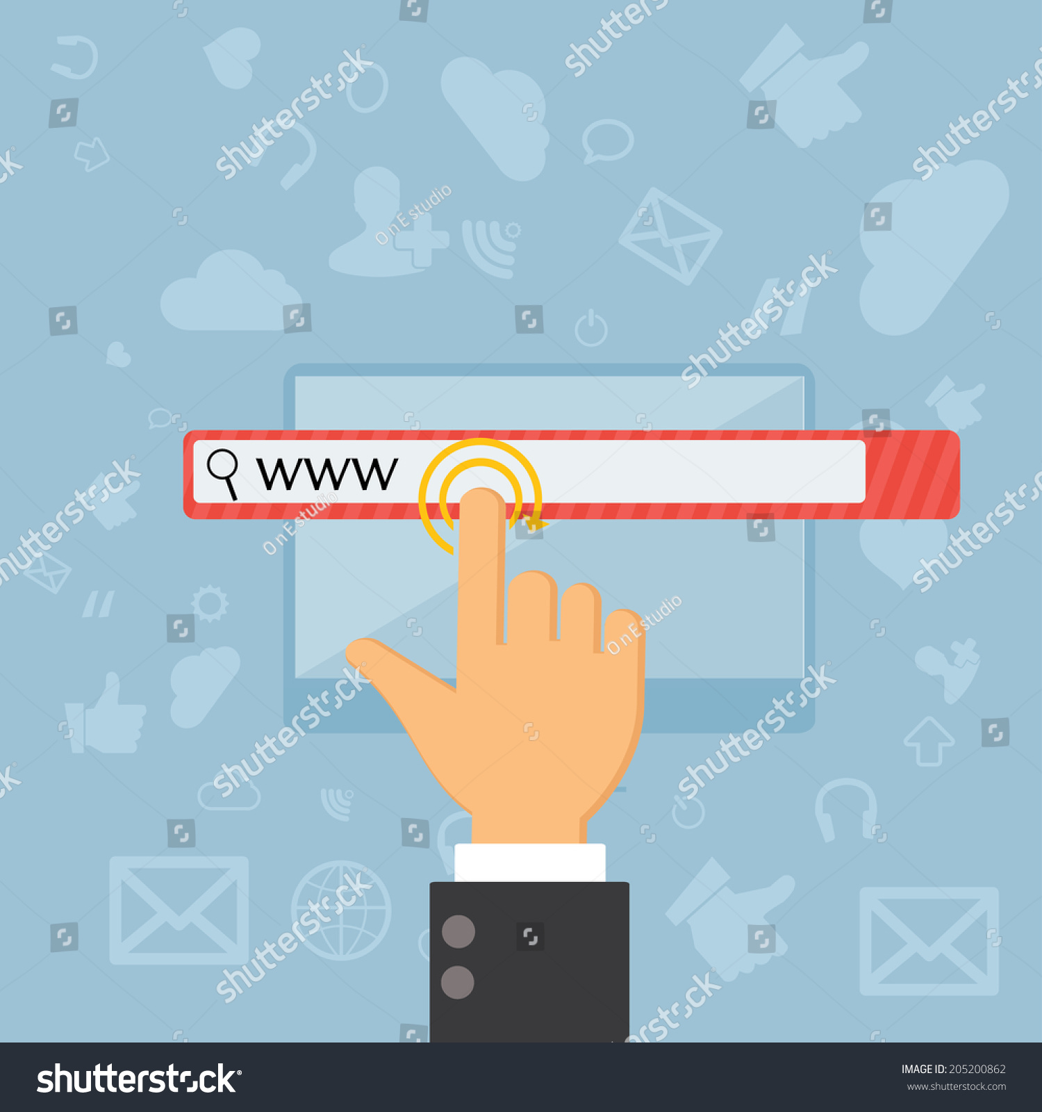 How to Insert IP Addresses in a Browser