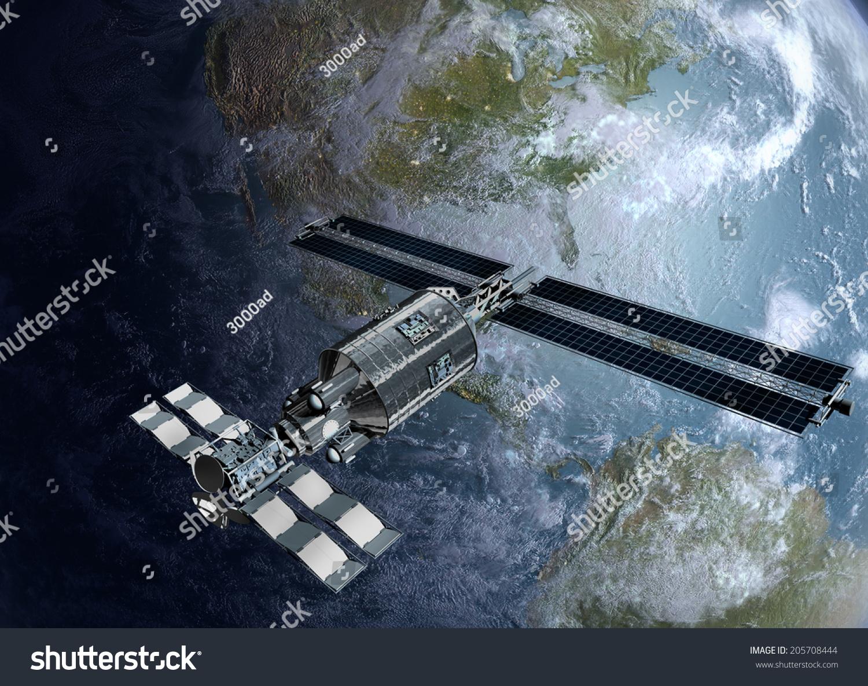 satellite sci fi nasa - photo #5