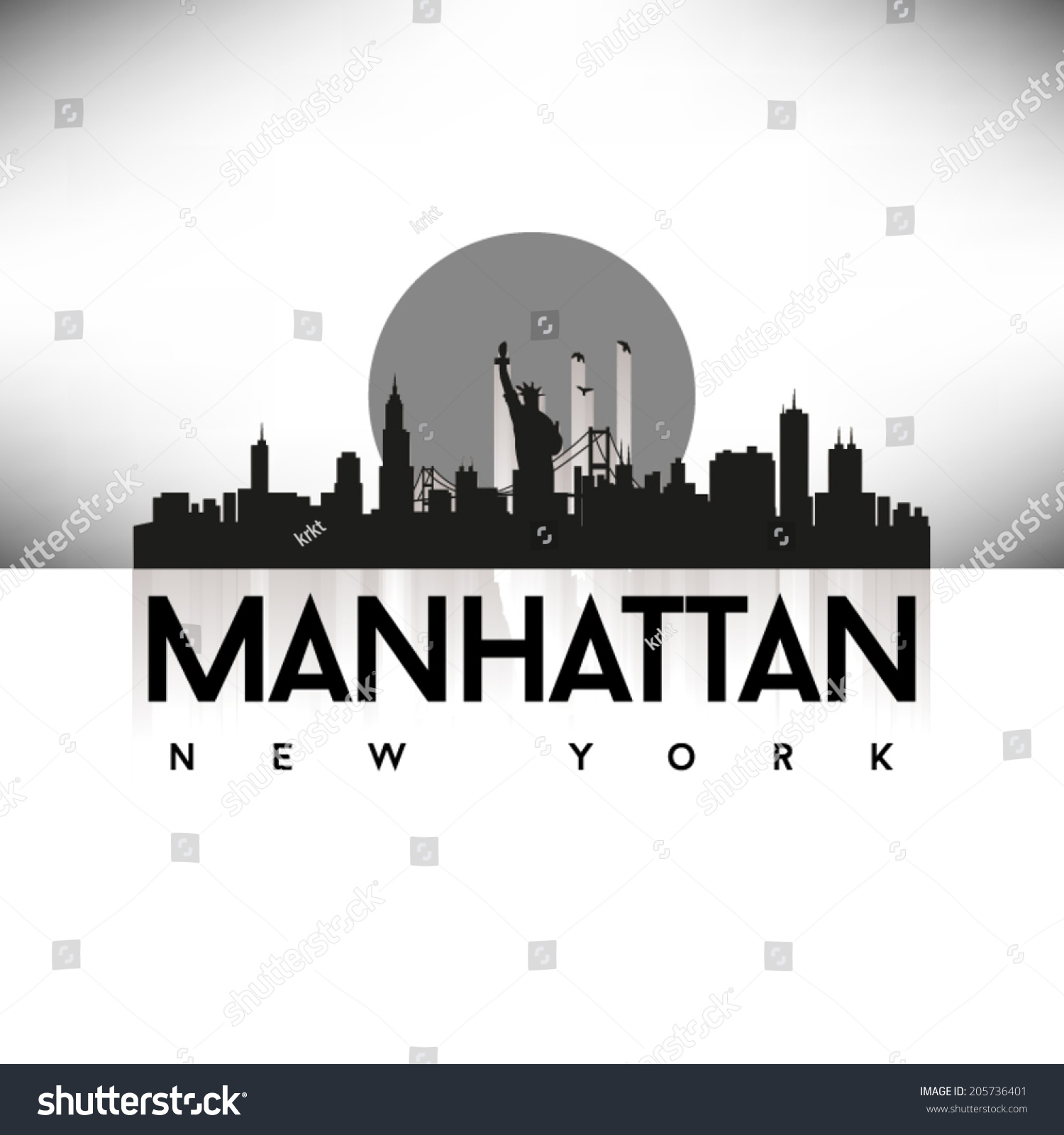 Victor (NY) United States  City pictures : Manhattan New York United States of America States/Cities Skyline ...