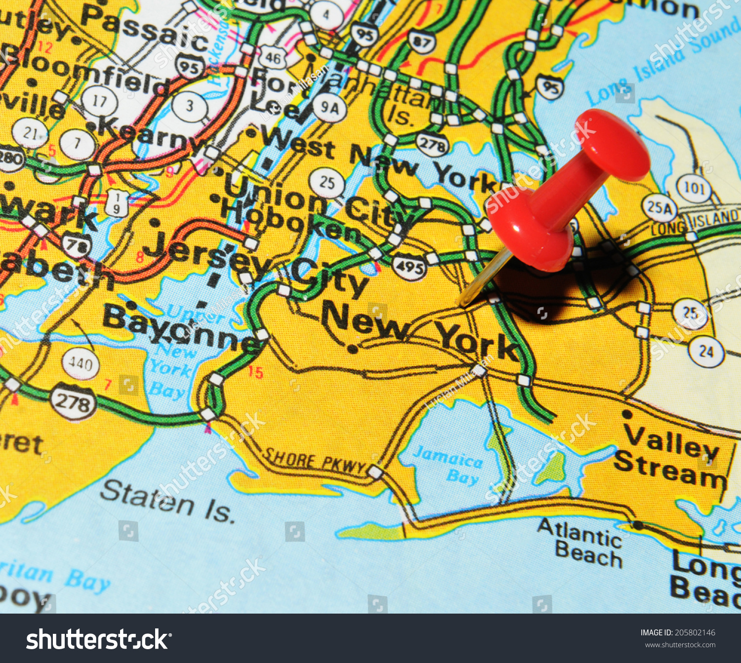 New Us Map Location Of New York City On World Map You Can See A Map
