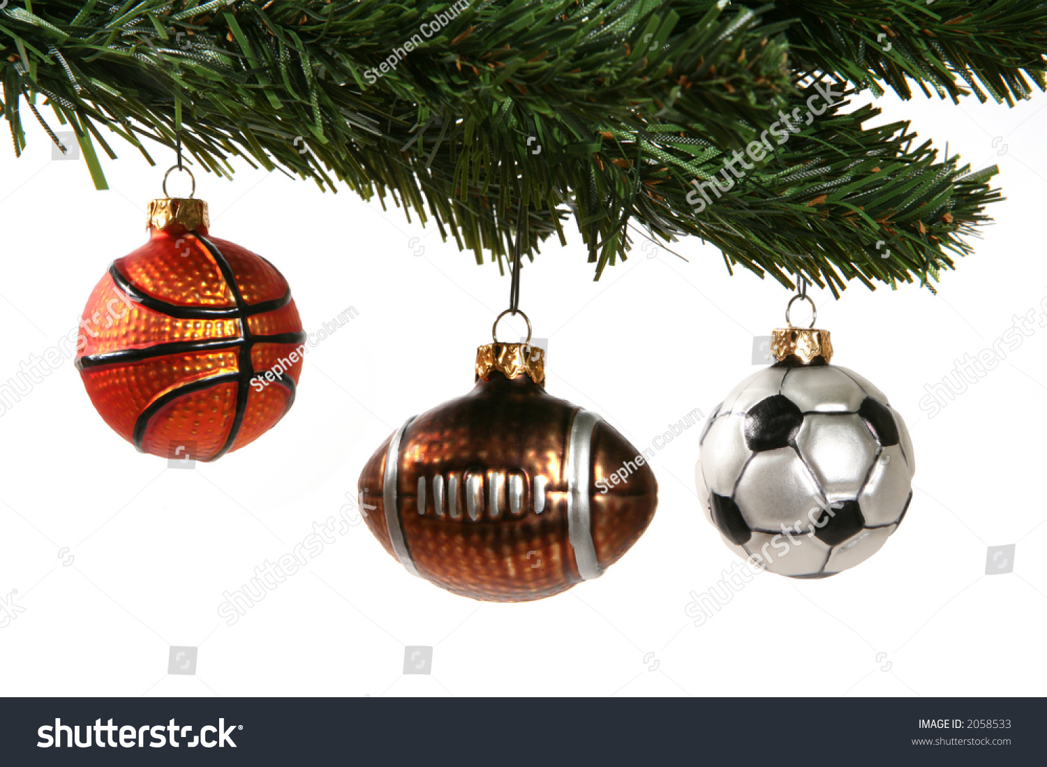 Soccer ornaments - Save To A Lightbox