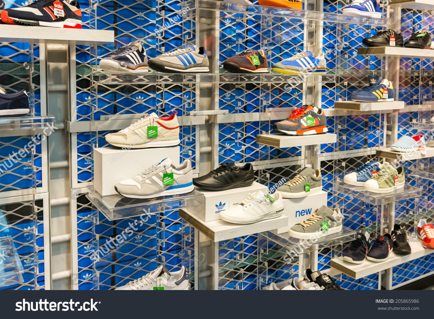 what store sells adidas shoes