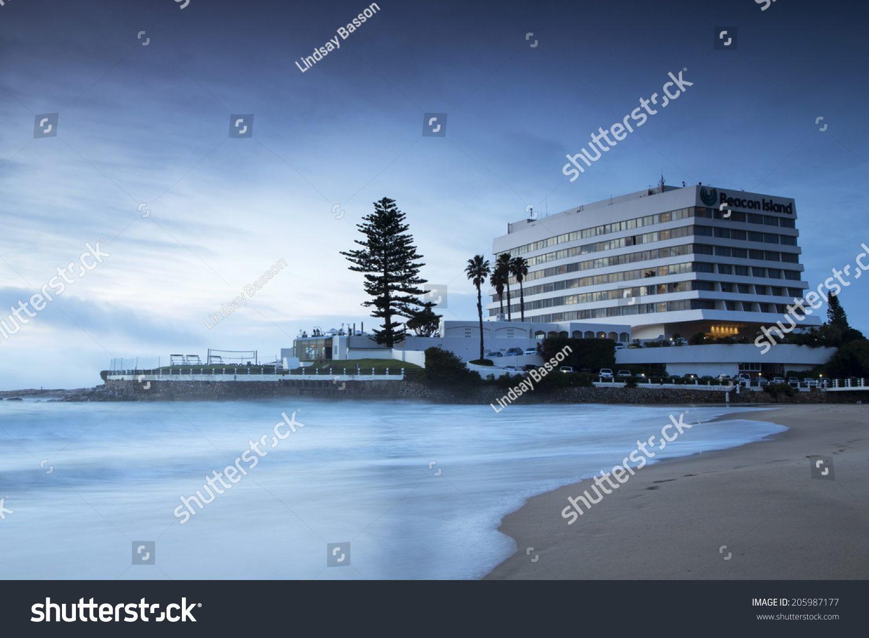 Plettenberg Bay South Africa  city photo : PLETTENBERG BAY, SOUTH AFRICA July 17, 2014 The Beacon Island ...