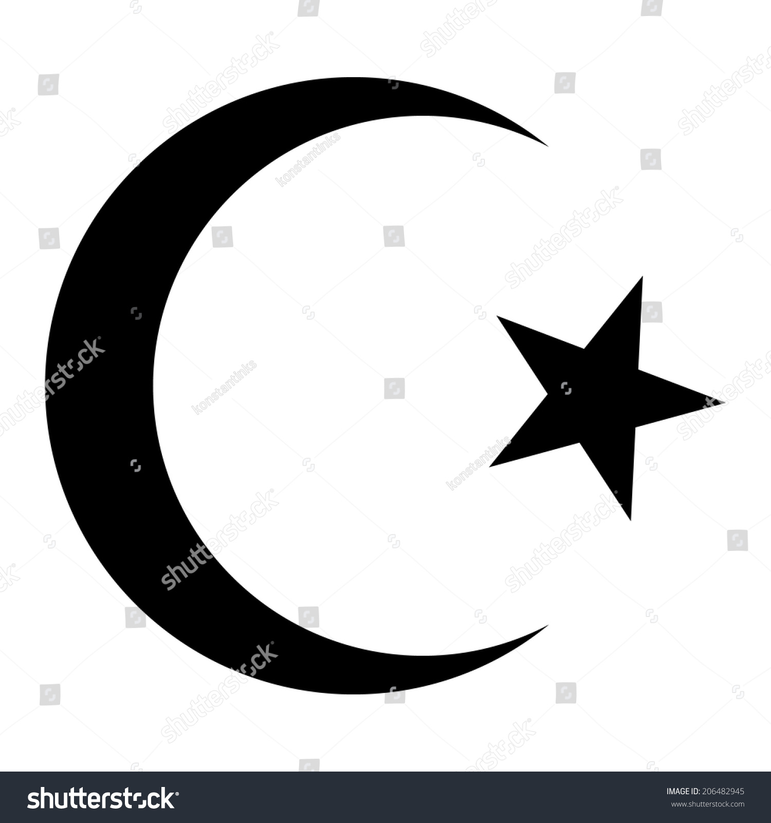 star muslim Star and crescent symbol in islam the star and crescent was the symbol of the ottoman empire and appears on the flags of many muslim countries.