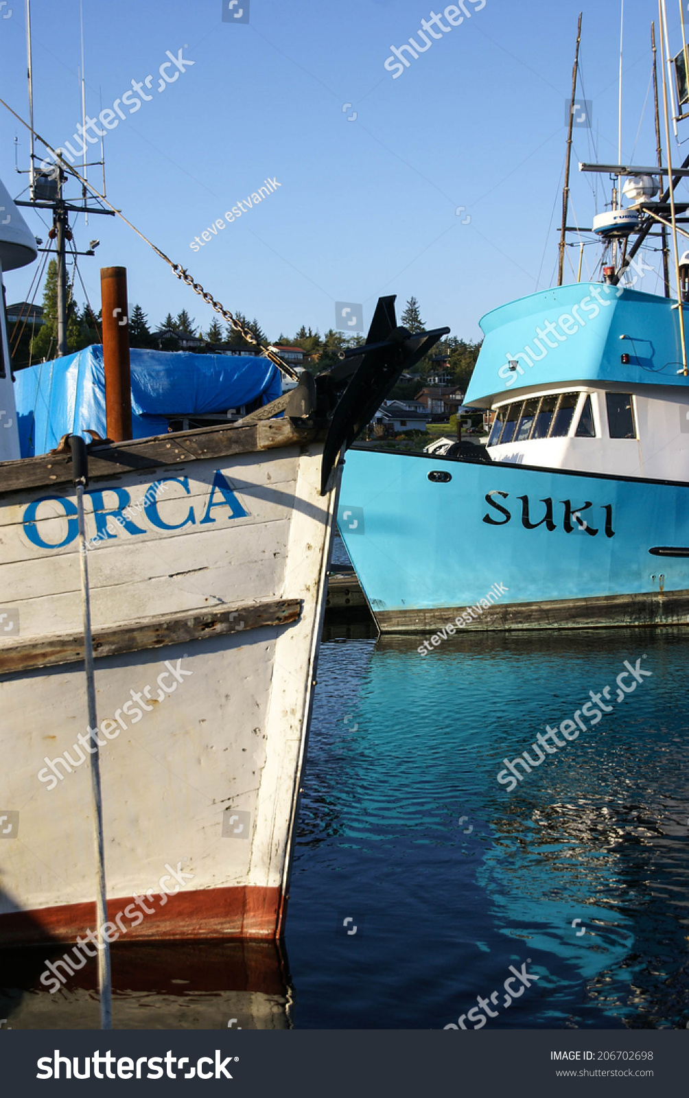 Newport oregon may 8 2009 fishing stock photo 206702698 for Newport oregon fishing