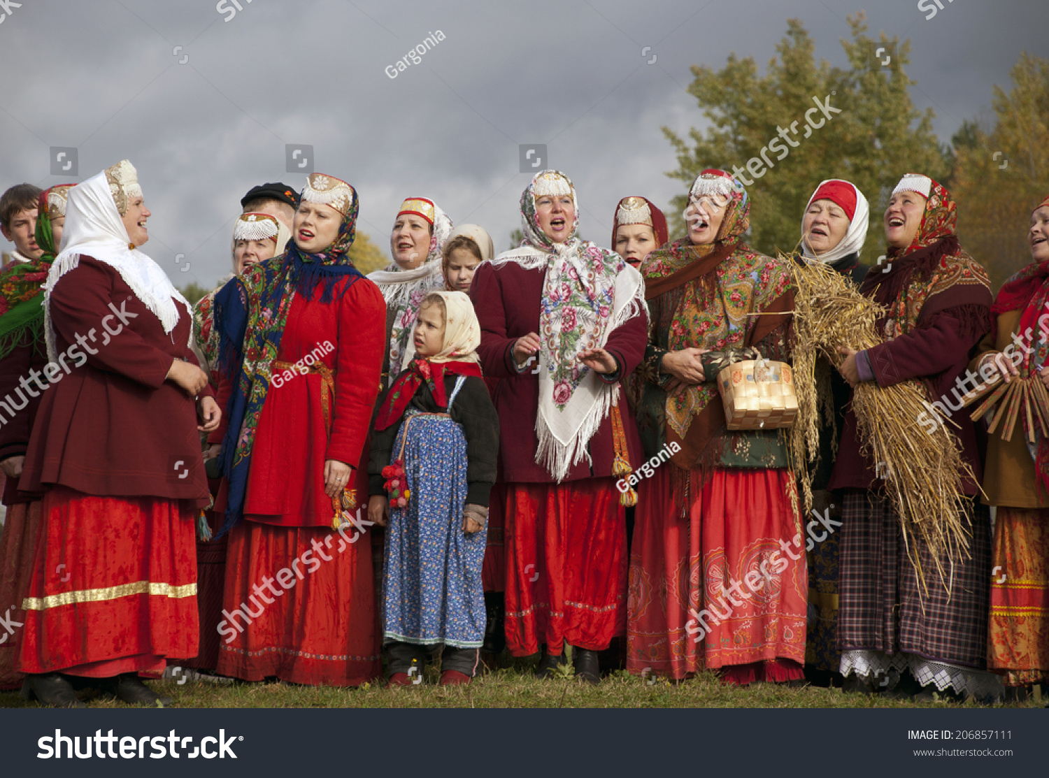 Russian Folklore Russian Folklore National 121