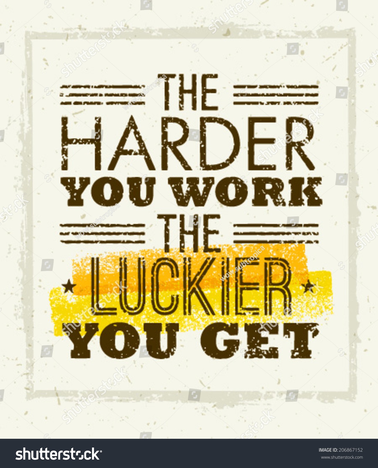 the harder you work the luckier you become essay The harder you work, the luckier you will be next article --shares  stan  turned to me and said: alex, we didn't get lucky, we picked him.