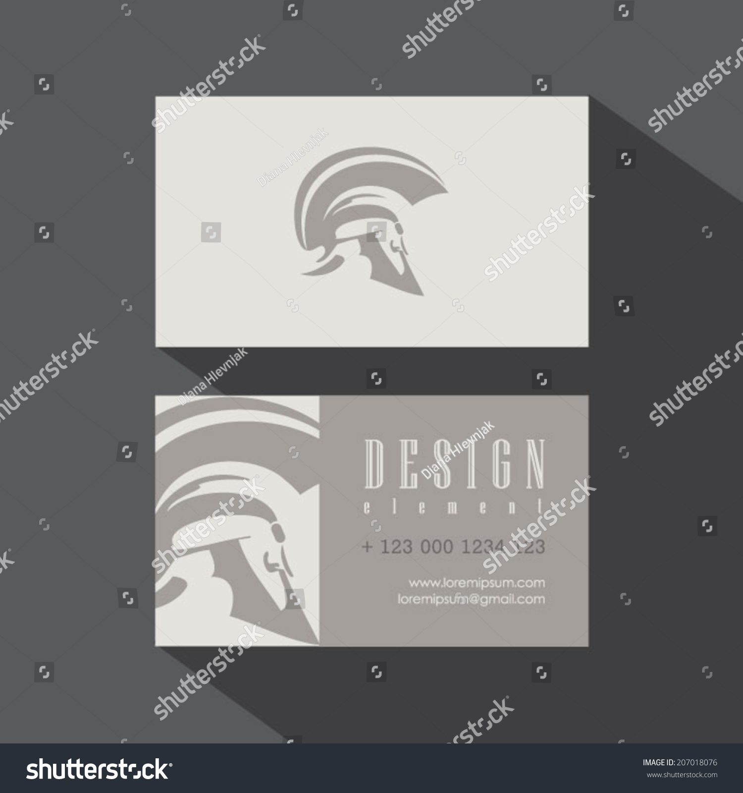 Corporate Centurion Helmet Protection Company Business Stock ...