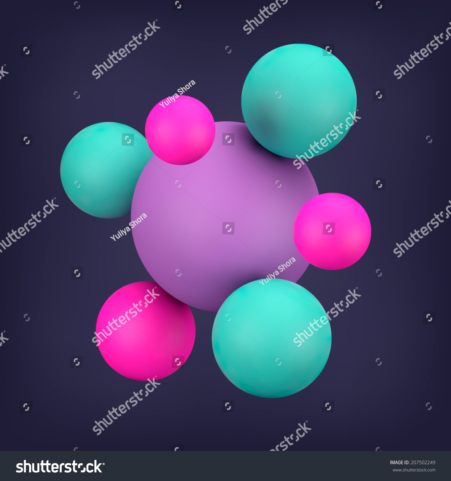 amazing 3d abstract ball - photo #39