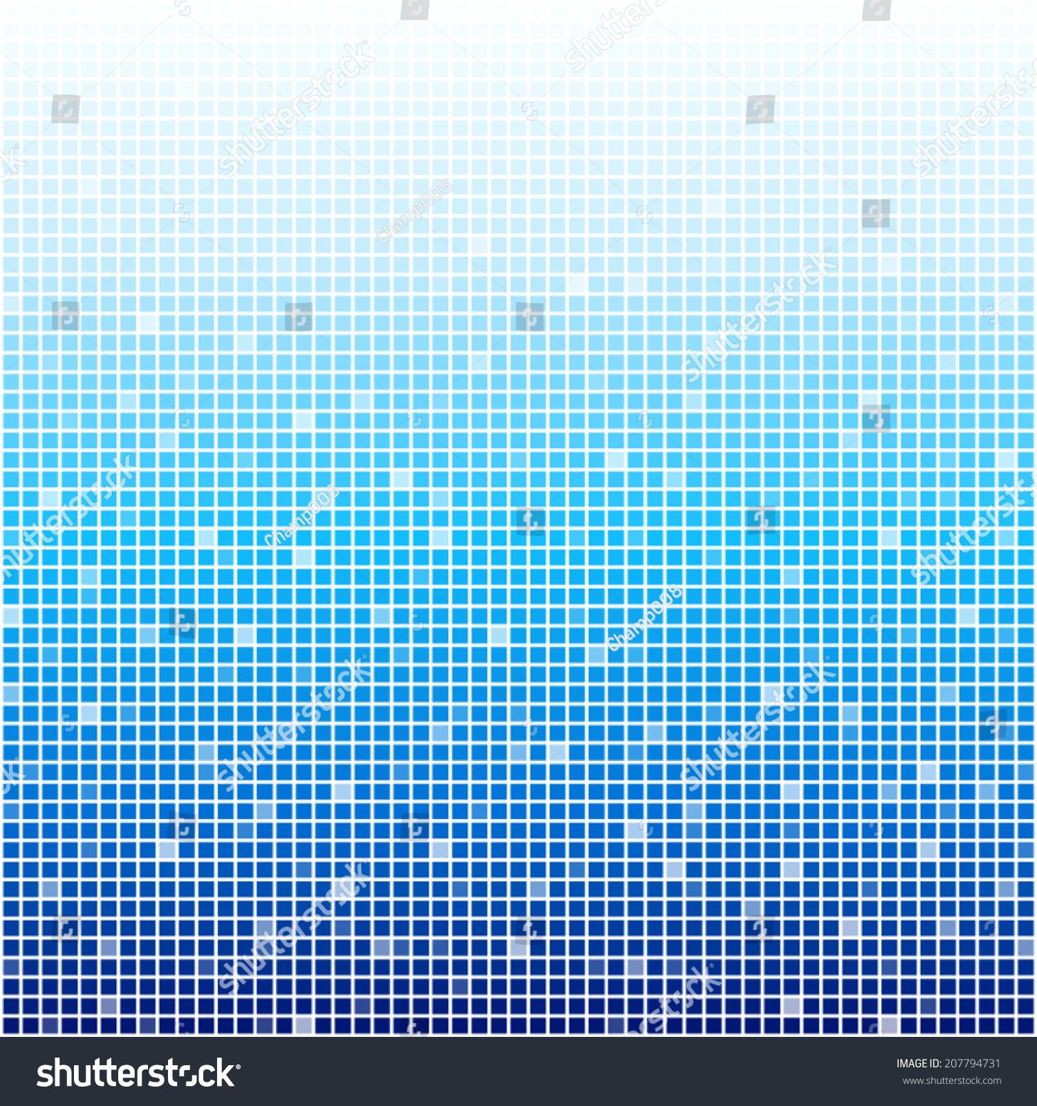 Blue square pattern background - photo#16
