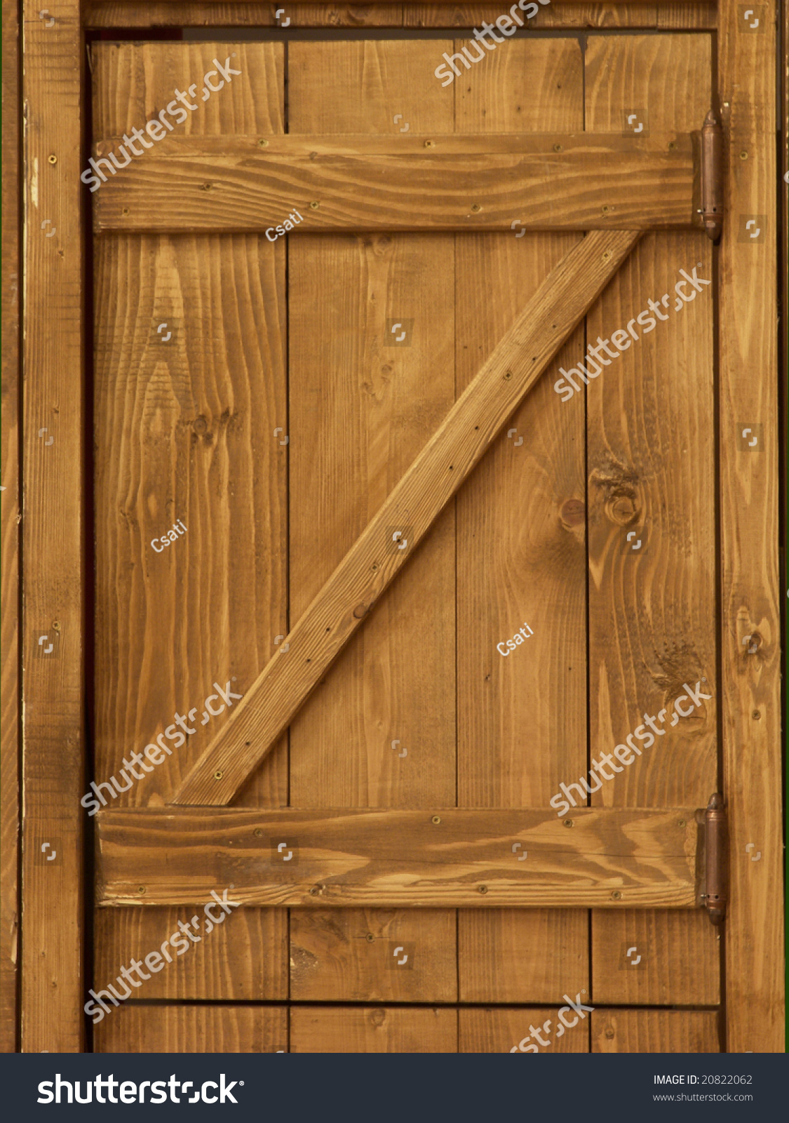 Western Saloon Style Door Stock Photo 20822062 Shutterstock