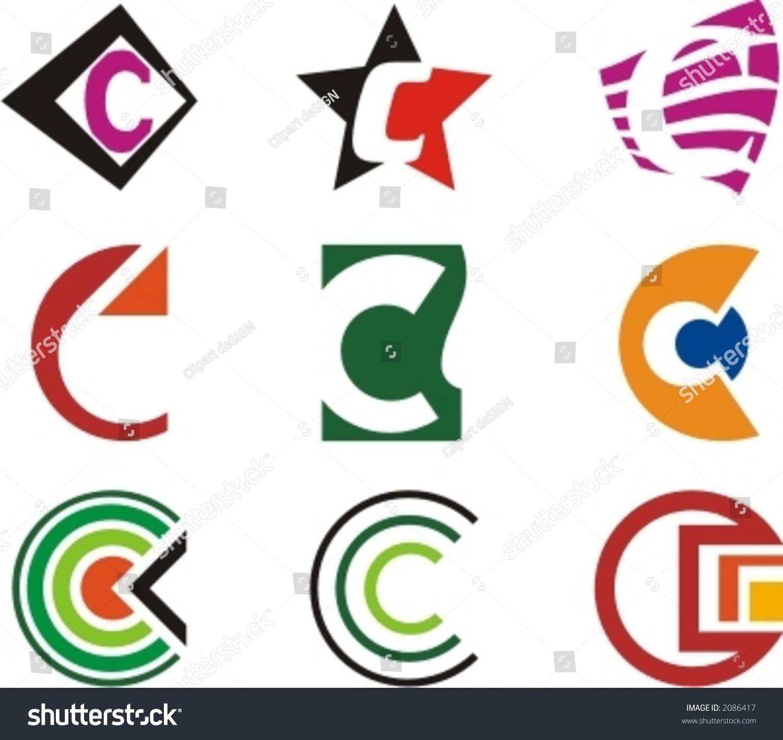 Alphabetical Logo Design Concepts. Letter C. Check my portfolio for ...