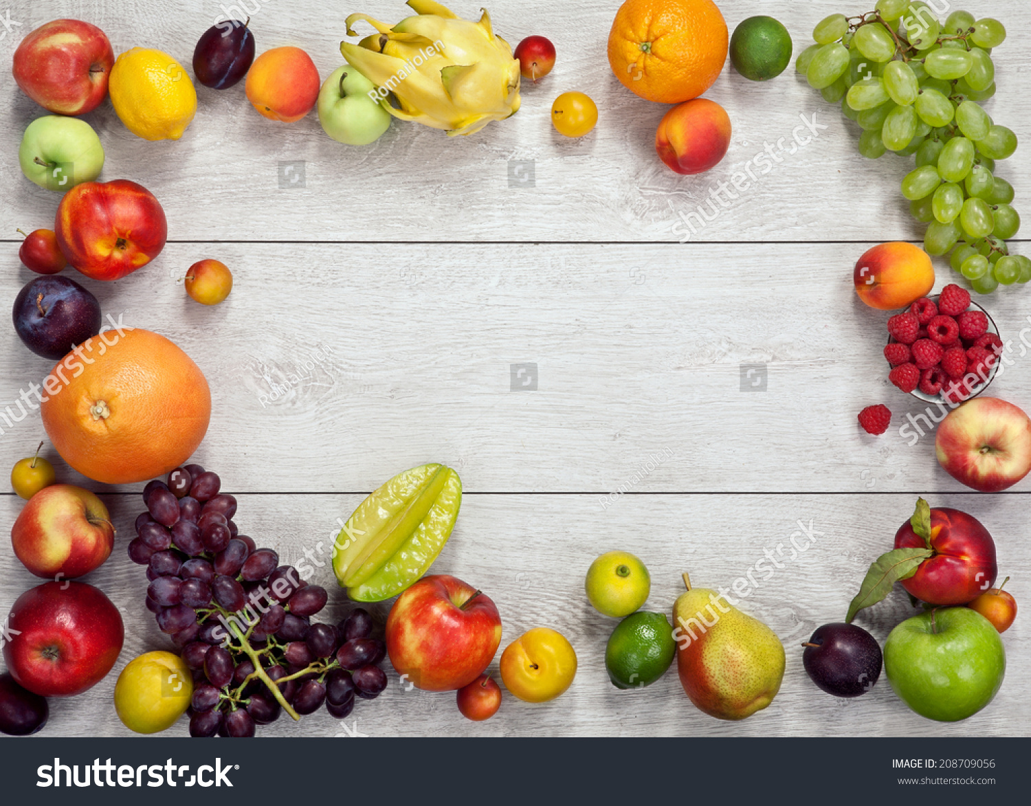 Food background studio photo of different fruits and vegetables - Healthy Food Background Studio Photography Of Different Fruits And Vegetables On Wooden Table