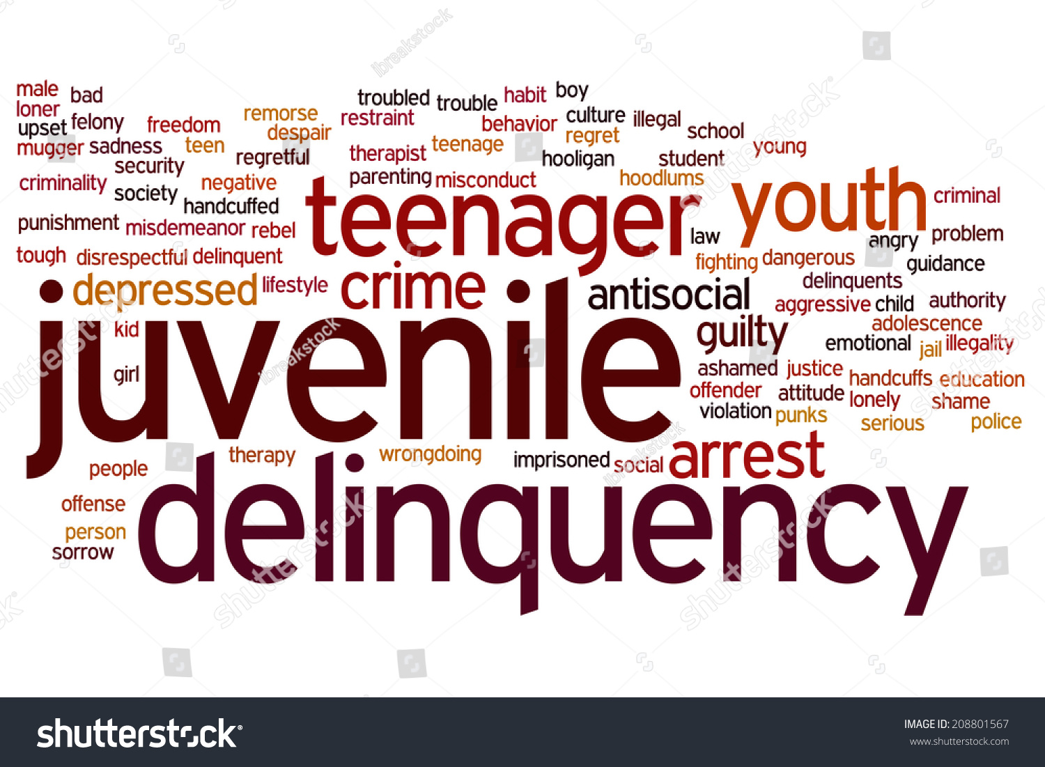 terms for juvenile deliquency In terms of cases on juvenile delinquency in palawan provincial jail the twelve respondents has an equal documents similar to thesis juvenile deliquency skip.