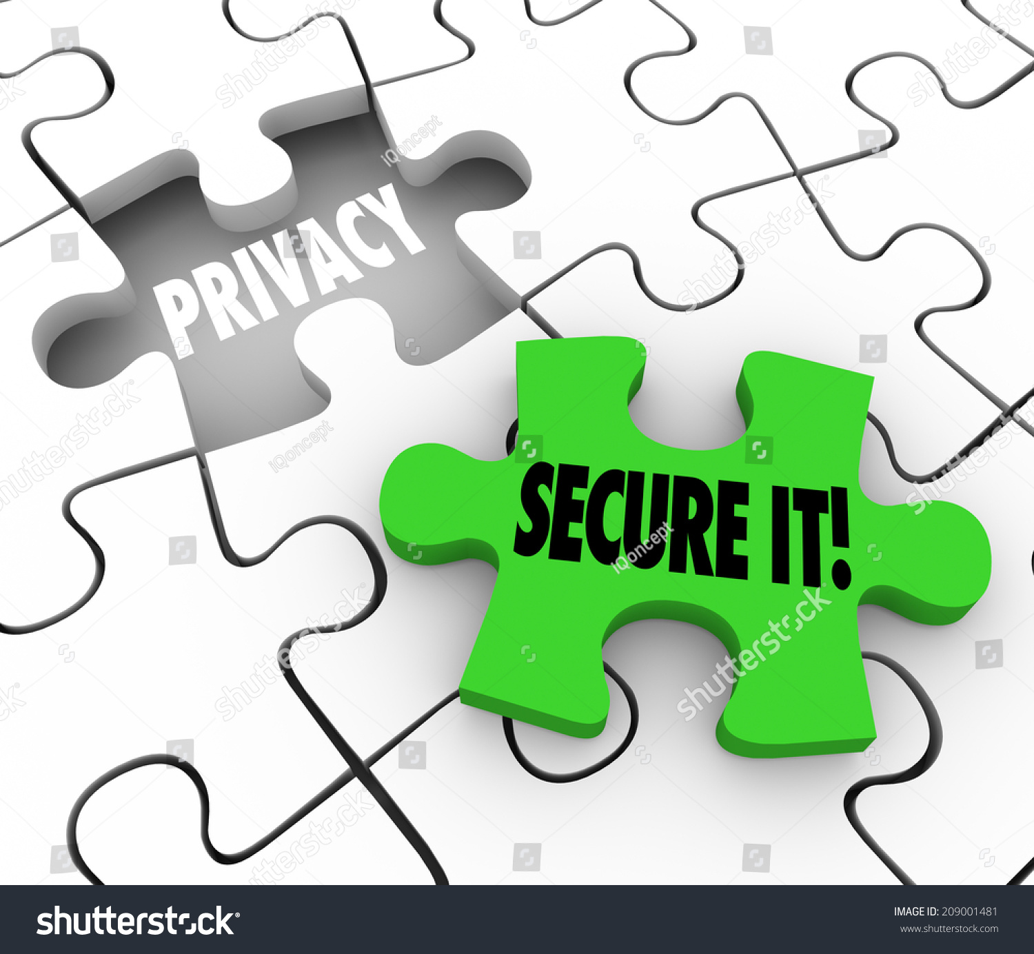 Importance of securing sensitive items