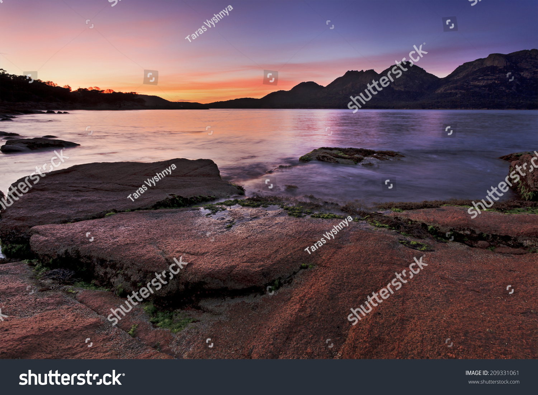 Coles Bay - Freycinet Australia  city photos gallery : Australia Tasmania coles bay at Freycinet national park coastal ...