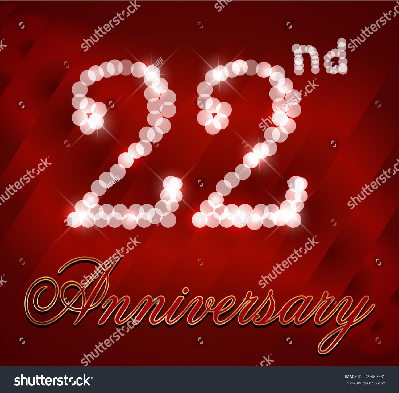 Поздравление с днем рождения с 22 44