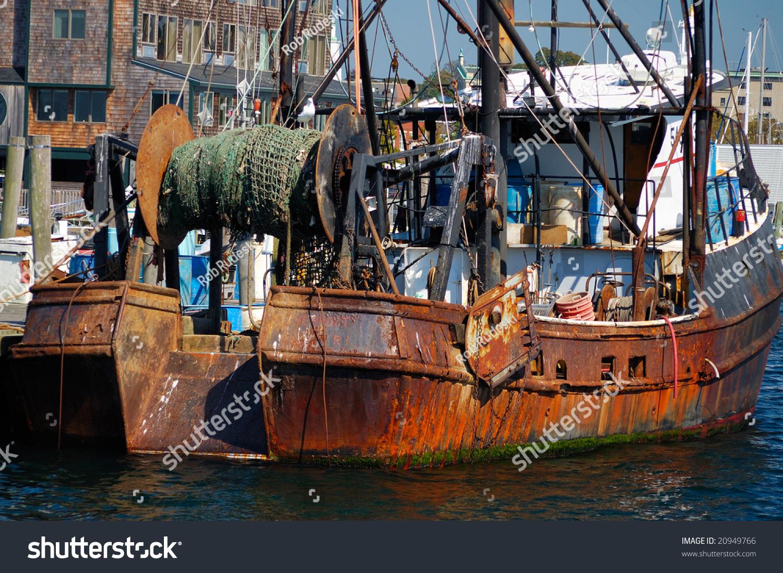 old rusty fishing boat stock photo 20949766 shutterstock