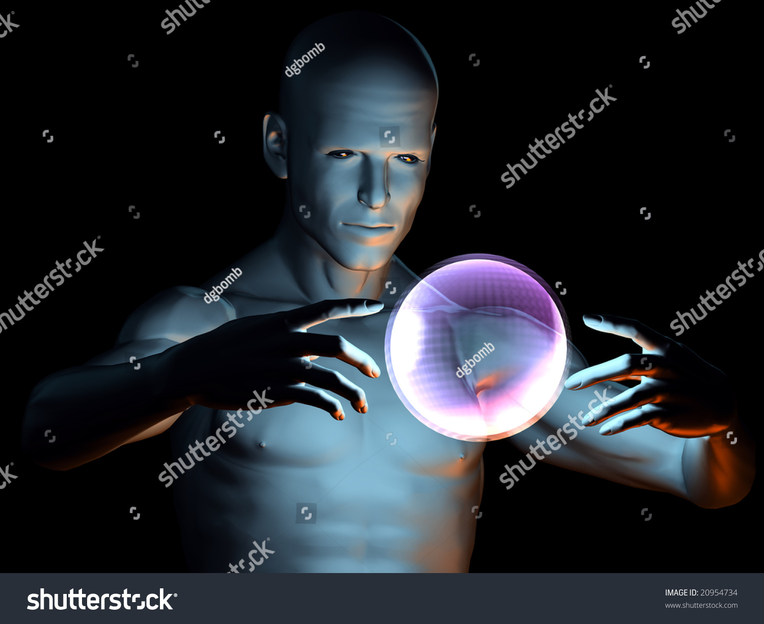 the man with magic hands Turn around, while keeping your hands always behind you and explain that  to rub the coin into your elbow/forearm while playing hype man for your onlookers.