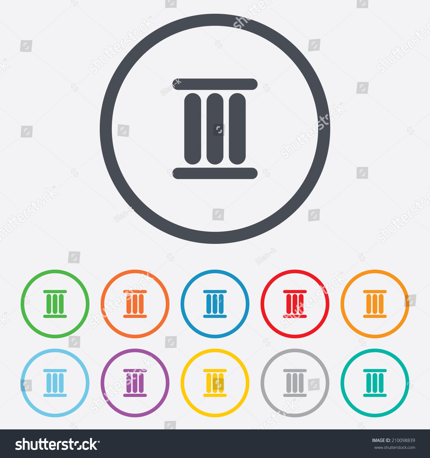 Worksheet Three In Roman Numeral roman numeral three sign icon stock vector 210098839 number symbol round circle buttons with frame