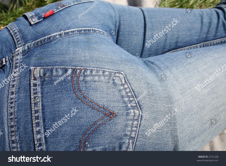 jeans sleep