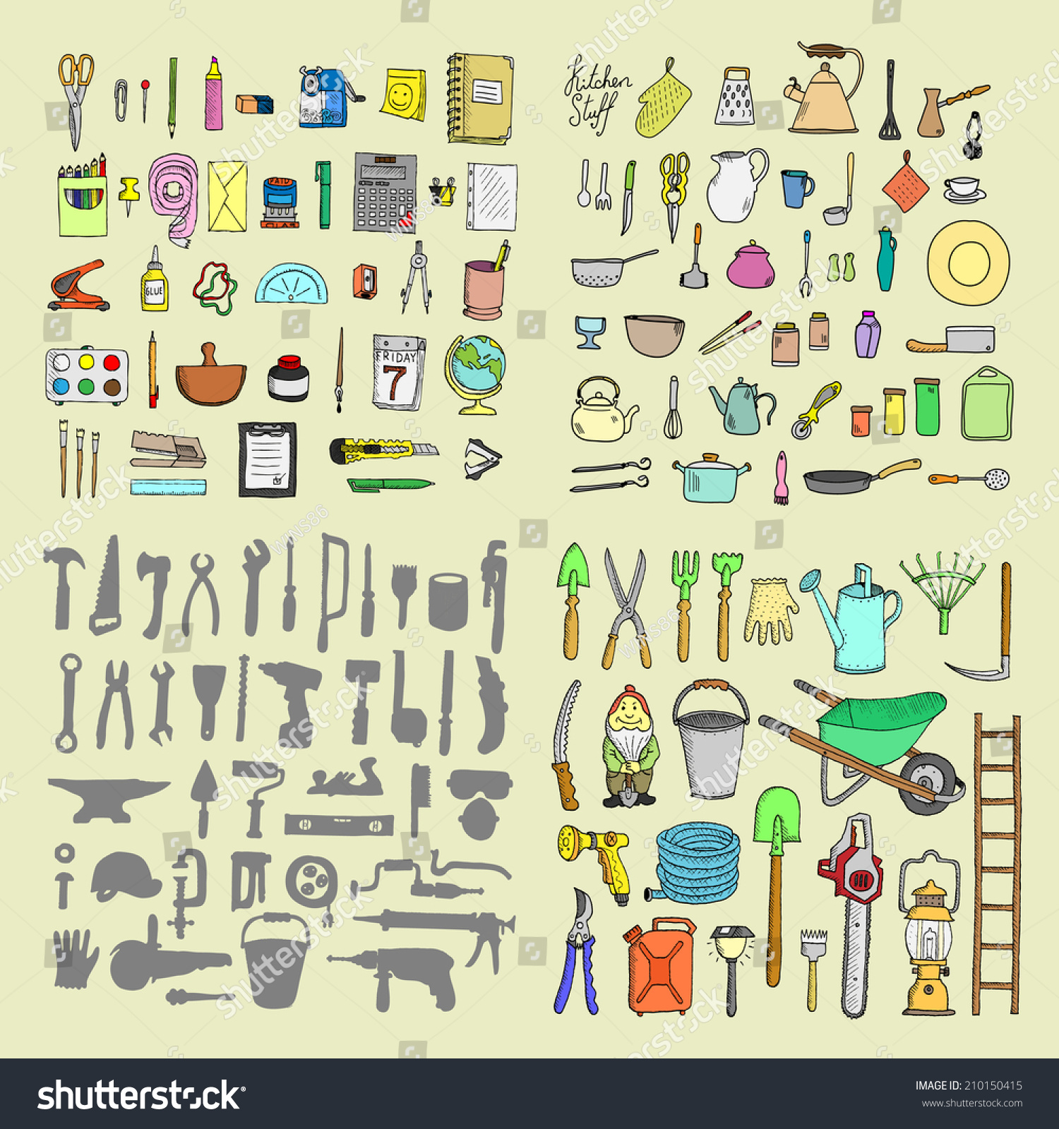 Household Objects - Collaboration