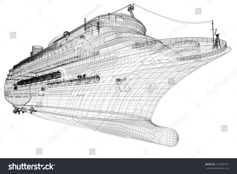 Cruise Ship Org Chart