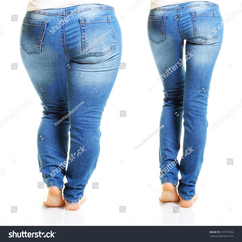 Fat Woman Jeans 65