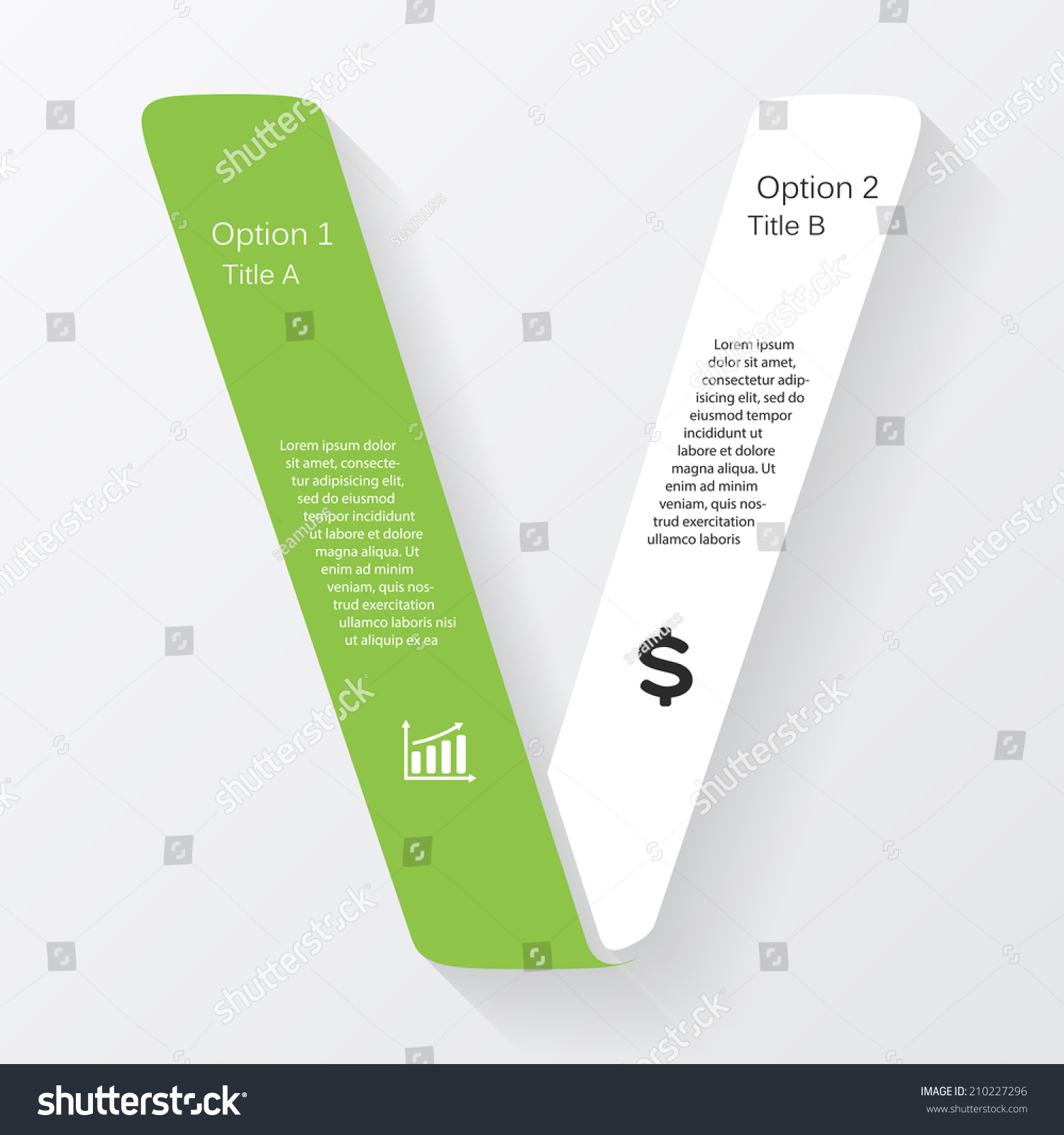 Vector letter v infographic template diagram stock vector 210227296 vector letter v infographic template for diagram graph presentation and chart business ccuart Gallery