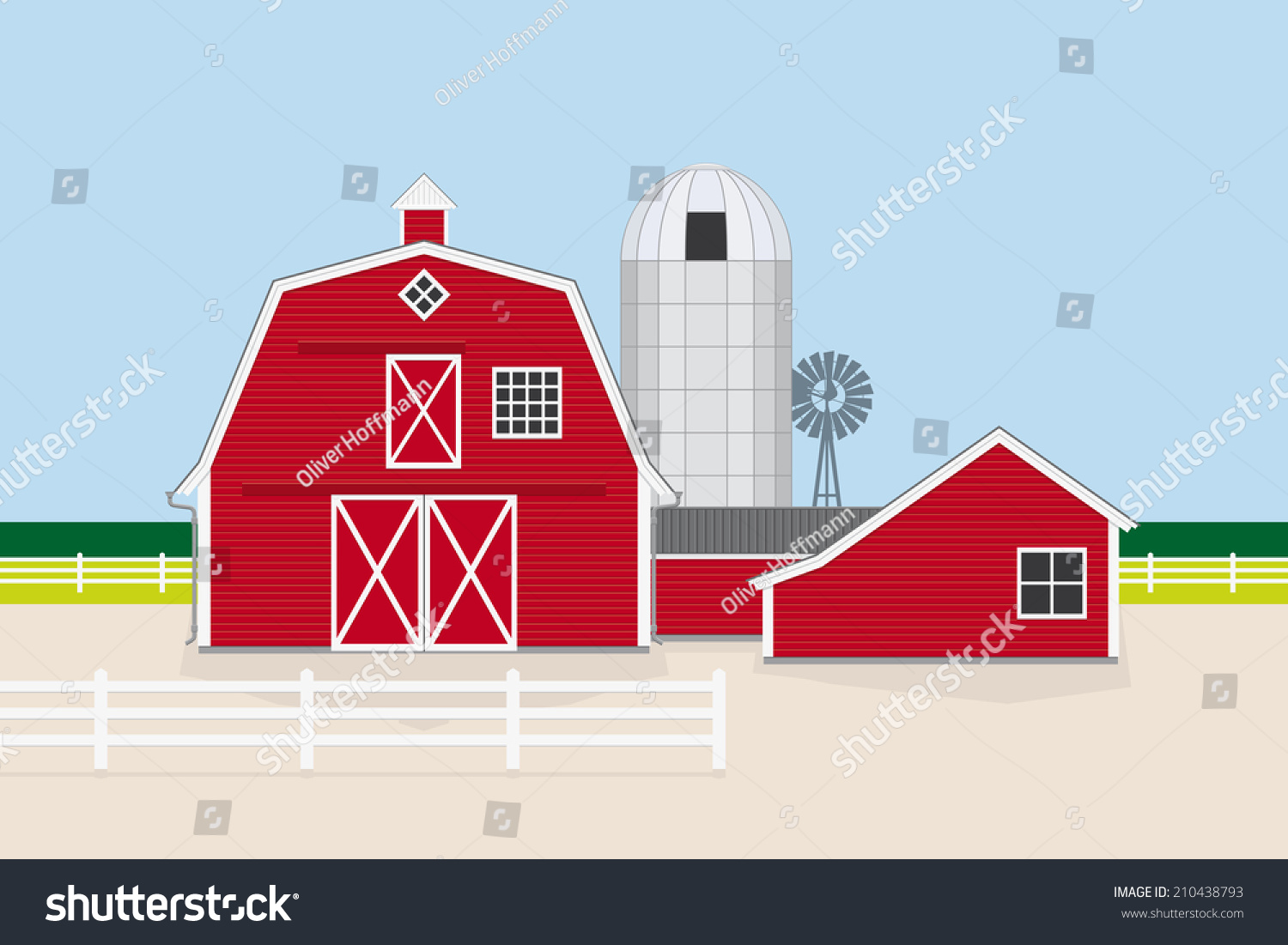 Enterprise system traditional silo view of