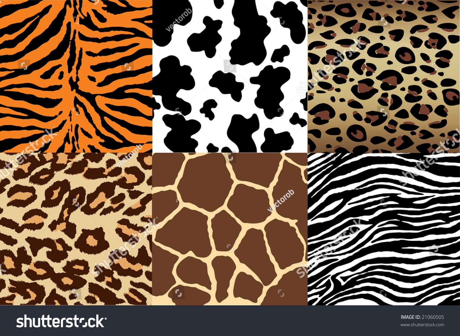Uncategorized Animal Pictures To Print animal print backgrounds stock vector 21060505 shutterstock backgrounds