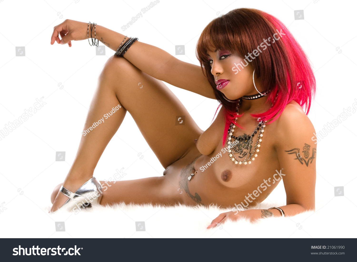 Sexy African Naked Porn 116