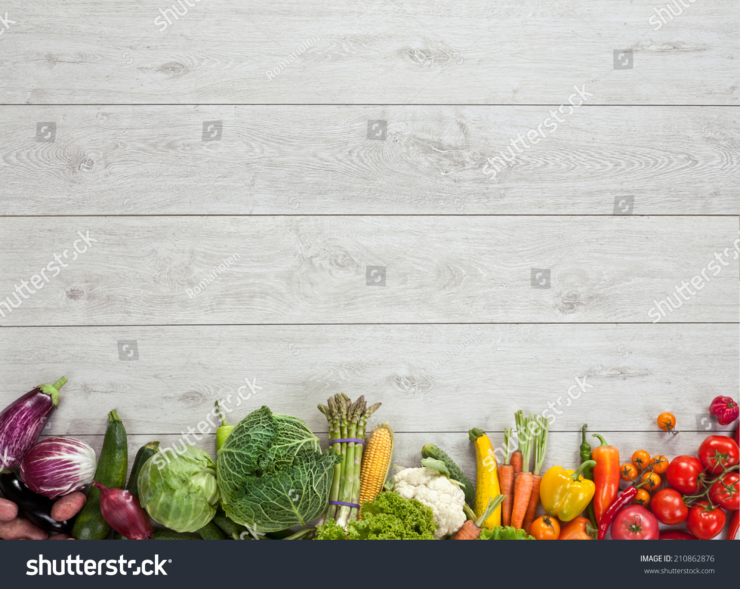 Healthy Food Background Studio Photography Different Stock ...