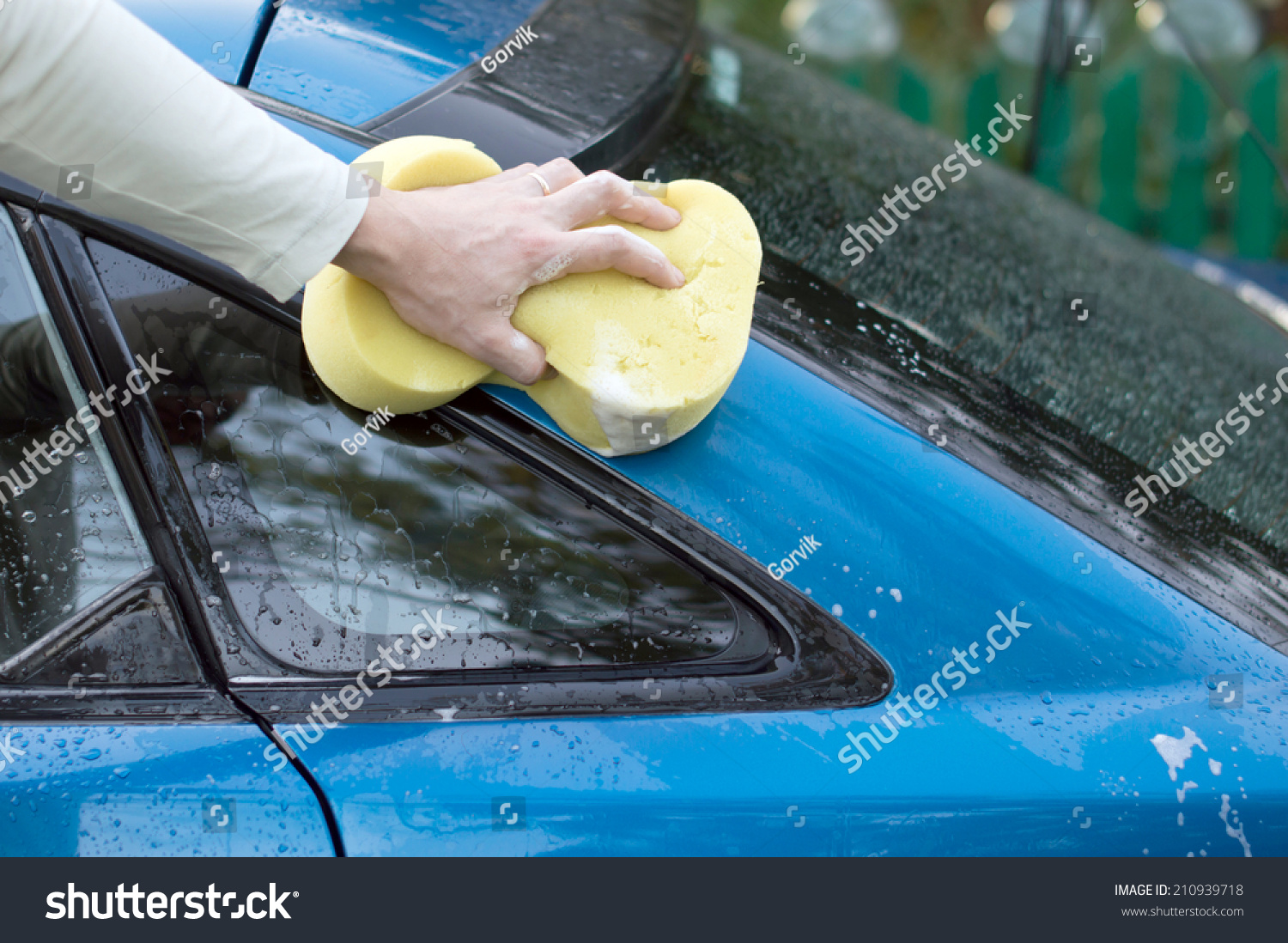 process of washing your car Claying is the process of removing bonded surface contaminants from your car that cannot be removed by washing alone and that need to be eliminated before the.
